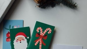 Christmas Cards for the Elderly